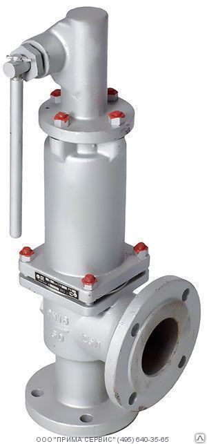 Клапан предохранительный СППК4 80-40 ХЛ1
