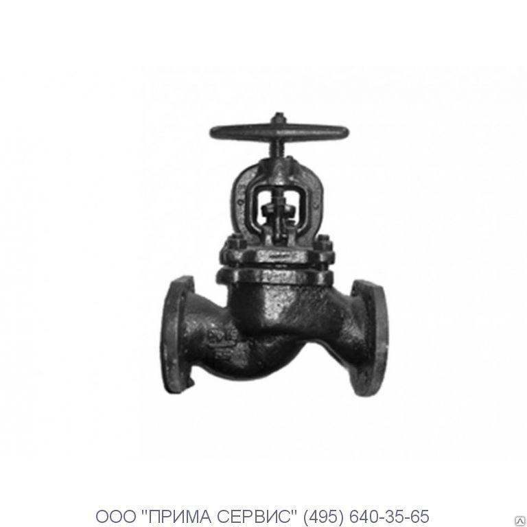 клапан запорный dn65